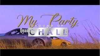 Quamina Mp X Twitch - My Party |Ground Up TV
