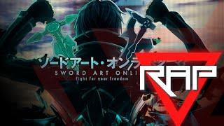 Rap do Sword Art Online: Espadachim Negro Part. The Kira Justice