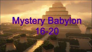 Bill Cooper  - Mystery Babylon 16 - 20 #48 #62 #63 #92 #93
