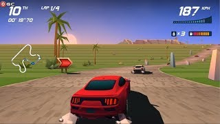 Horizon Chase Turbo 2018 / Sports Car Racing Games / PC Gameplay FHD #12