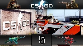 CS GO with The Pact - P90 ARMY,ATAAACK ( Забавни Моменти )