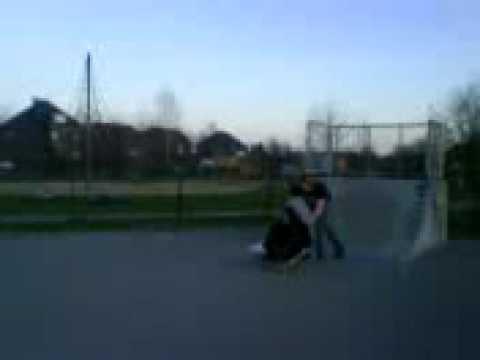 Spaß mit Skateboard(BW) xXx Henne & Mosse xXx Teil 3