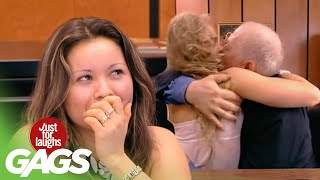 Cheating Boss Prank - Just For Laughs Gags