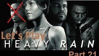 Let's Play Heavy Rain Part 21 - Fugitive