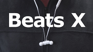 Hands-On with Beats X Headphones!