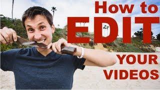 Video Editing (for non-editors)