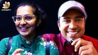 ഇതുവരെ കണ്ട നിവിൻ അല്ല ഈ സിനിമയിൽ | Parvathy about Nivin Pauly | Hey Jude success celebration