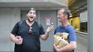 Persian Guy Interviews People in Farsi PRANK