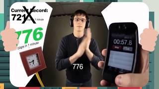 7 فيديوهات لأشخاص يعملون بسرعة خارقة.!!