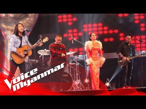 Xxx Mp4 Lynn Lynn Yan Yan Chan Ni Ni Khin Zaw And Kyar Pauk Coaches Perform The Voice Myanmar 3gp Sex