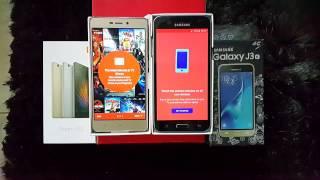 Mi Redmi 3s Prime VS Samsung Galaxy J3 2016 SPEED TEST PART 2