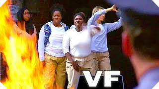 ORANGE IS THE NEW BLACK Saison 5 Bande Annonce VF (Série Netflix - 2017)
