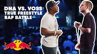 True Freestyle Rap Battle - DNA VS Voss