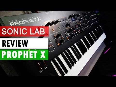 Xxx Mp4 Sonic LAB Sequential Prophet X Big Fat Review 3gp Sex