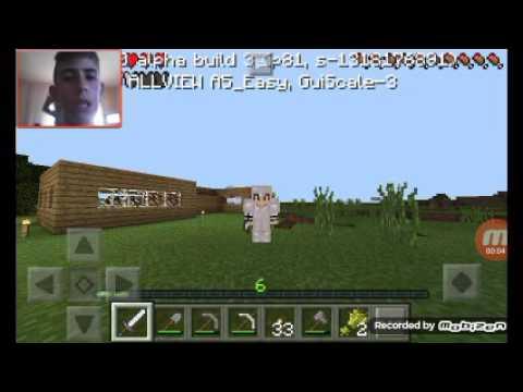 Minecraft survival:oaia fantoma