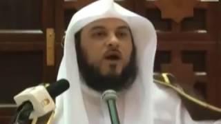 د العريفي من قصص الرسول صلى الله علية وسلم
