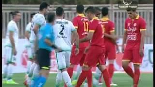 Iran Highlight Half season 2016_2017  Reza Aliyari  Agent  Reza Feyzbakhsh
