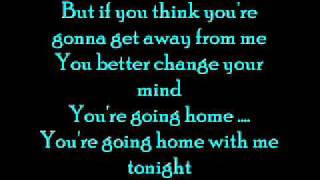 Kevin Lyttle - Turn Me On - Lyrics On Screen