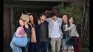 BTS of the Series Finale of The Fosters
