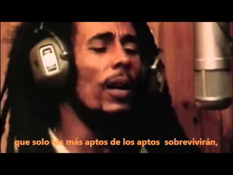 Bob Marley Could You Be Loved ¿Puedes ser amad