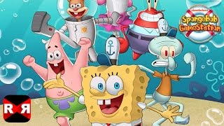 SpongeBob Game Station - iOS / Android - Gameplay Video