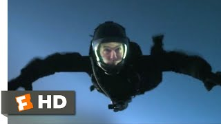 Mission: Impossible - Fallout (2018) - The Halo Jump Scene (1/10) | Movieclips