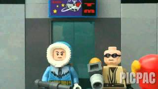 Lego The Flash Episode 1  Flash VS The Rogues