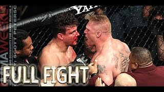Brock Lesnar vs Frank Mir FULL FIGHT