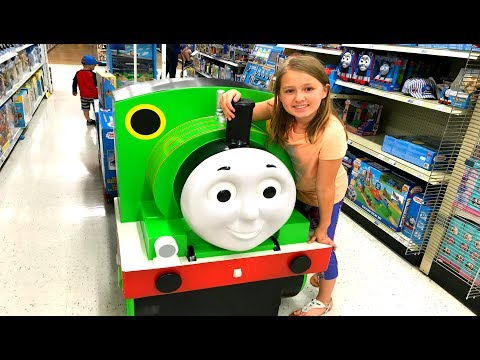 Toys Colors for Kids - Learning Educational Video & Learn Cars Playground - Shopping for Children