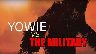 Yowie vs The Military
