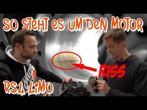 Xxx Mp4 Riss Im Zylinder Begutachtung Des 2018er RS4 Limo Motors Bei BP Motorentechnik Philipp Kaess 3gp Sex