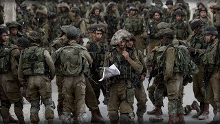 Israeli Sends 1000's Of Extra IDF Troops To West Bank Because Of Temple Mount Tensions