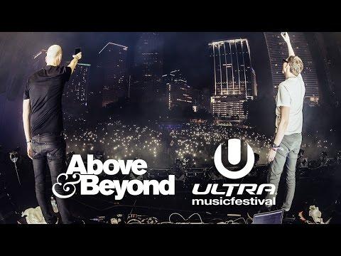 Above & Beyond Live At Ultra Music Festival Miami 2017 Full 4K Set