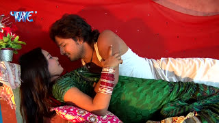 धीरे धीरे फेरा करवटिया - Bhojpuri Hot Song | Karua Tel - Ritesh Pandey | 2014 Bhojpuri hot Songs
