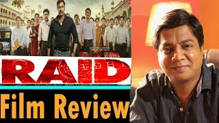 Full Movie Review | RAID | Ajay Devgn | Iliana Dcruz | Saurabh Shukla