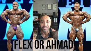 FLEX LEWIS will be at his best at MR OLYMPIA 2017 : DENNIS JAMES