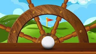 THROUGH THE WHEEL - GOLF IT