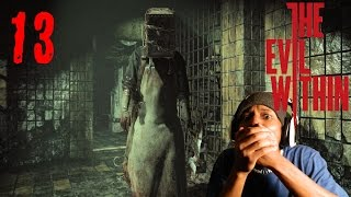 BOX HEAD BOSS | The Evil Within - Part 13 [Chapters 7-8]