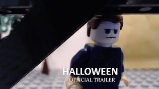 Lego Halloween Trailer 2018