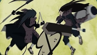 【AMV】Uchiha Madara Not Strong Enough