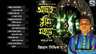 Allah Tumi Mohan (আল্লাহ তুমি মহান) - Jiyad Siddiqui  | Full Audio Album  |  Haamd O Naat