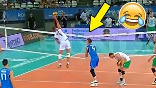 LIBERO SPIKE !? Funny Volleyball Videos (HD)