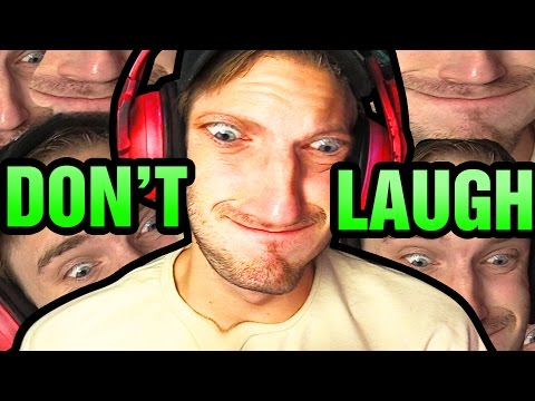 TRY NOT TO LAUGH MAKE IT STOP EDITION