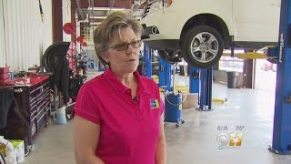 Two Women Open Female-Friendly Auto Repair Shop