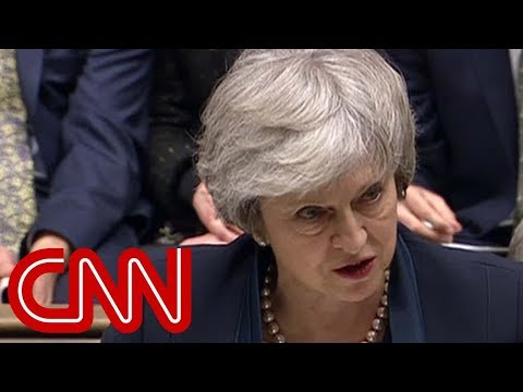 Monumental defeat for Brexit sparks chaos
