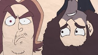 "Game Grumps Animated - ""GAMLY GRAMPLY"" - Arin"