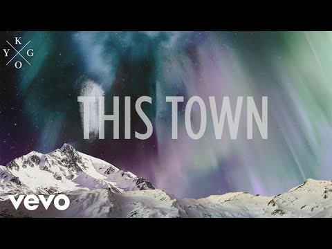 Download Kygo - This Town (Lyric) ft. Sasha Sloan