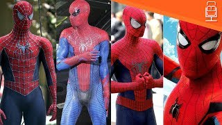 Spider-Man Live Action Suits Compared & Breakdown