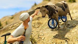GTA 5 Funny Moments #17 (GTA V Fails and Random Gameplay Moments)