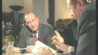 Jacques Chirac Humour cinglant 1996 .flv